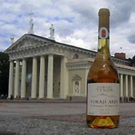 Tokaji - Des tsars à l'Unesco