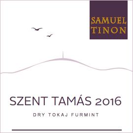 Samuel Tinon Szent Tamár furmint