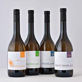 Samuel Tinon Tokaji botrytis free wines